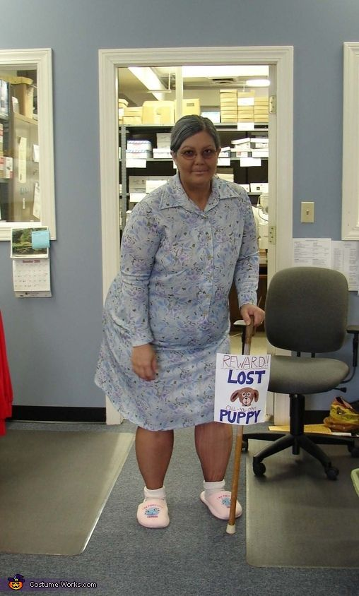 granny lost her dog halloween costume contest at works com