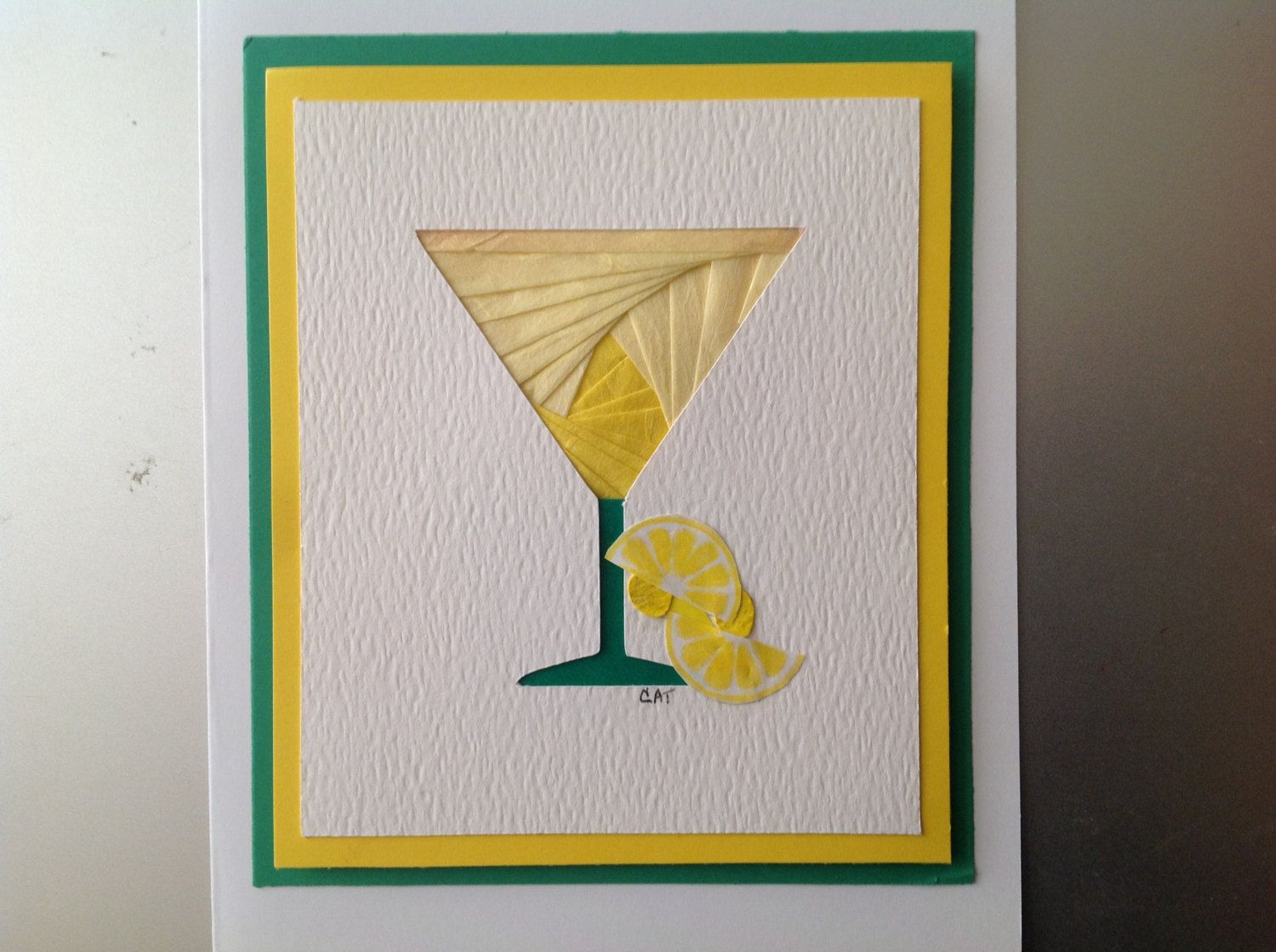 Elegant Of Hand Made Greeting Cards Made With Hand Made Paper From