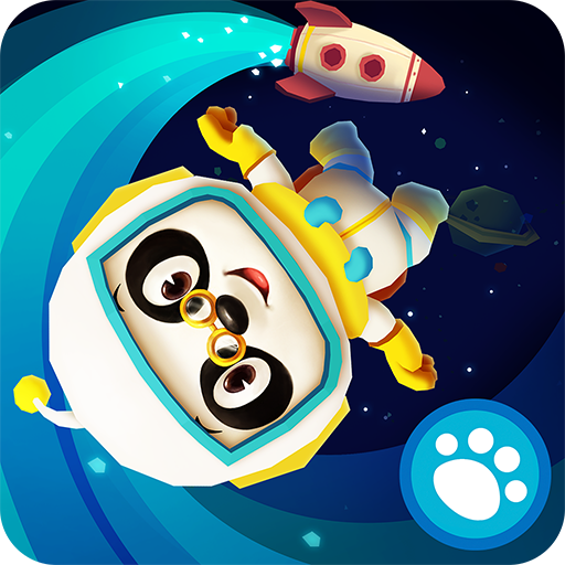 Dr. Panda in Space -  - http://ehowsuperstore.com/bestbrandsales/appstore-for-android/dr-panda-in-space