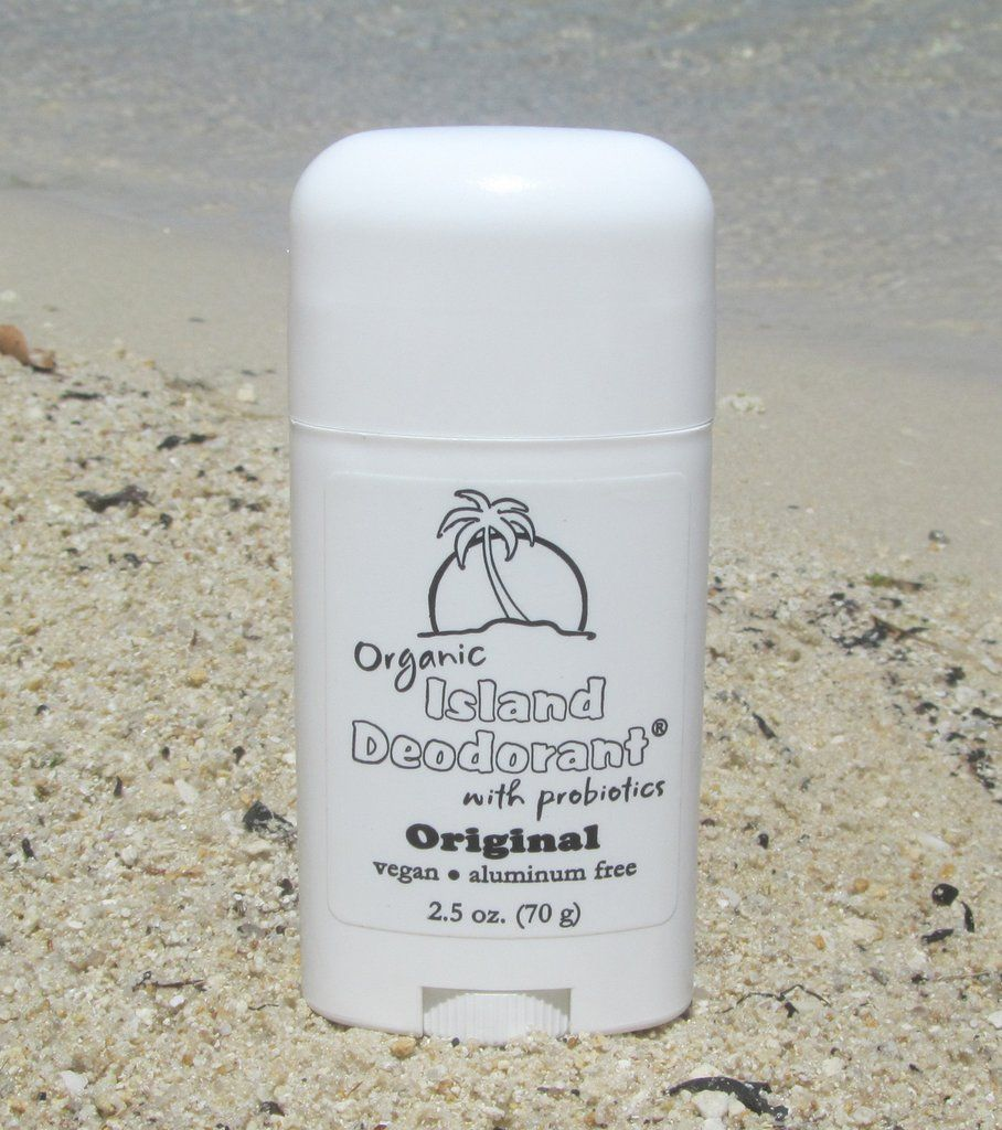 25 oz original stick deodorant with probiotics organic
