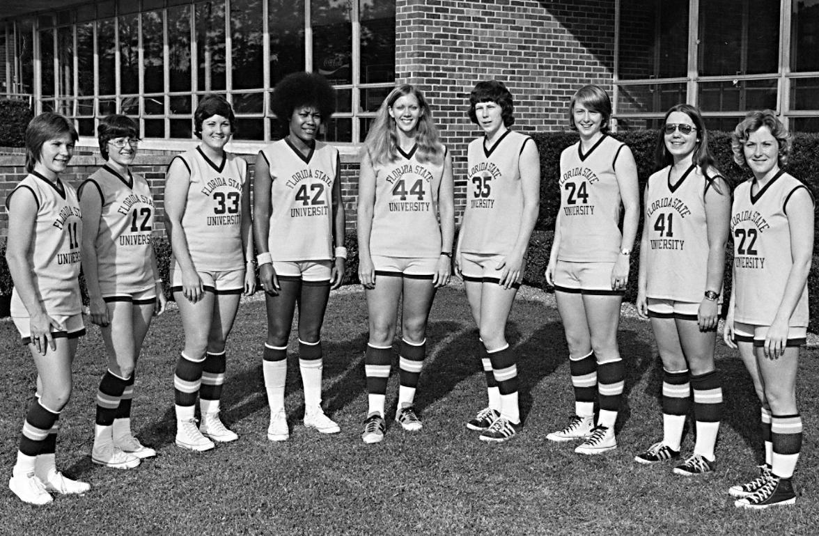 197475 FSU Women's Basketball Team Womens basketball