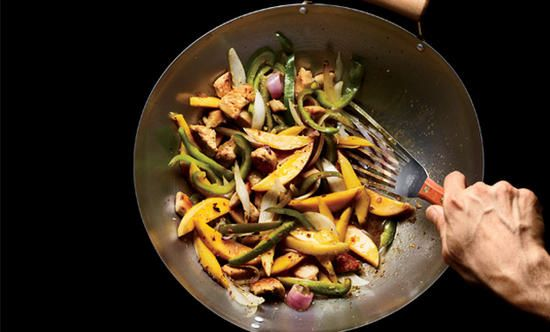 Master The Art Of healthy Stir-Fry Harness the power of high heat to make healthy meals fast.