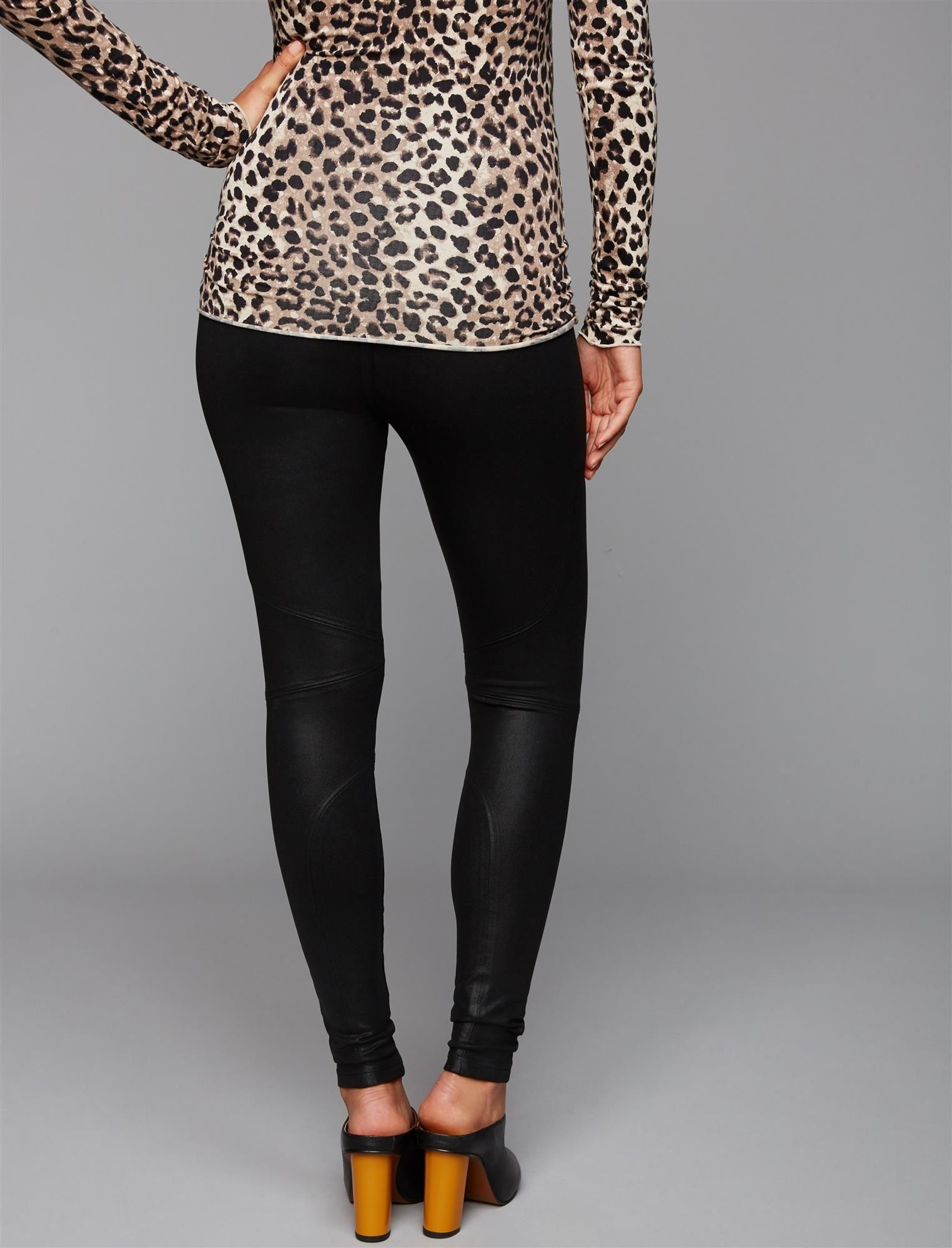 8e038b4d9a596 Maternity Styles - loose-fitting maternity leggings : David Lerner Secret  Fit Belly Maternity Leggings >>> Check this outstanding item by going to  the link ...