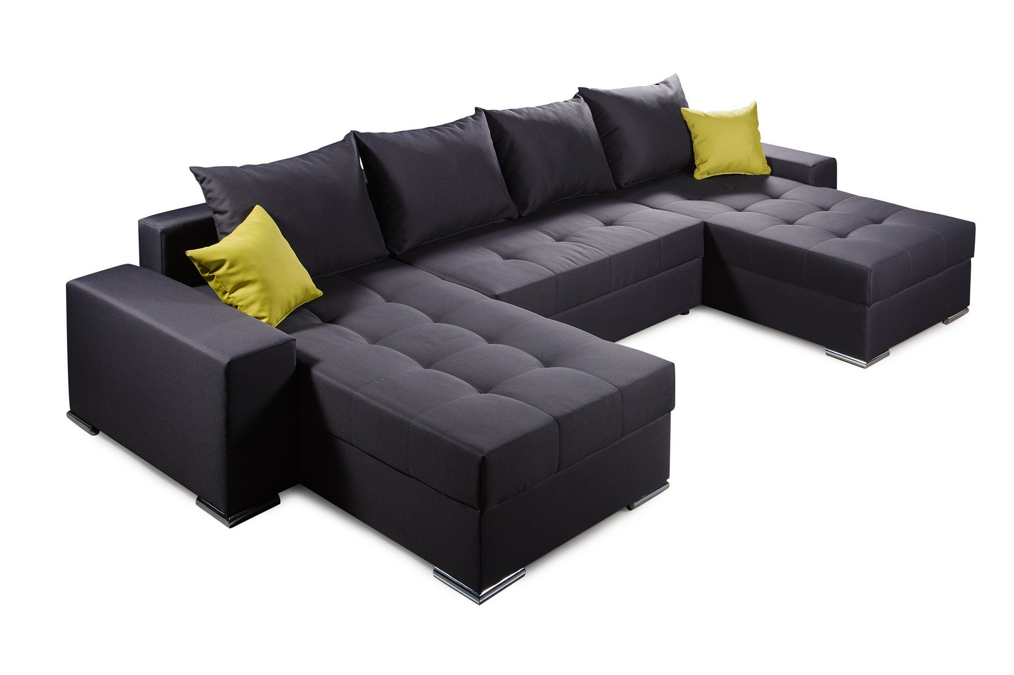 Collection Ab Jockey Ecksofa Stoff Anthrazit 161 X 313 X 64 Cm Anthrazit Anthrazitwohnzimmer Collection Ecksofa Jockey In 2020 Kunstleder Sofa Ecksofa Sofa