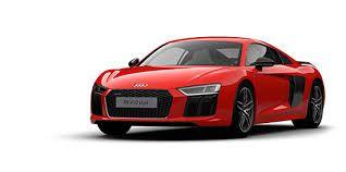 Un coche deportivo con gran velocidad y de una marca como es Audi se queda con nuestro séptimo puesto