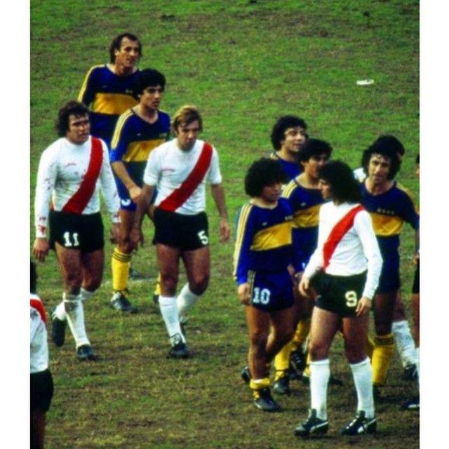 Boca Juniors vs RiBer Plate