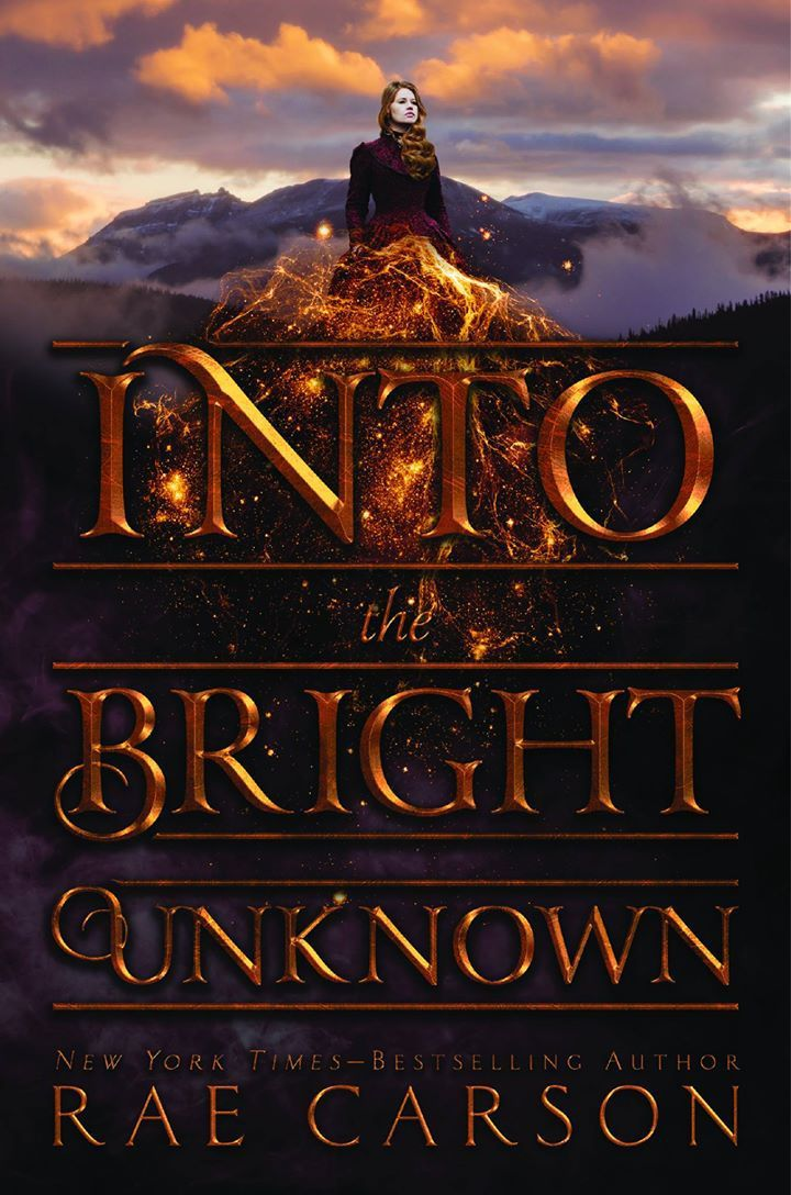Into the Bright Unknown – Rae Carson https://www.goodreads.com/book/show/18054074-into-the-bright-unknown