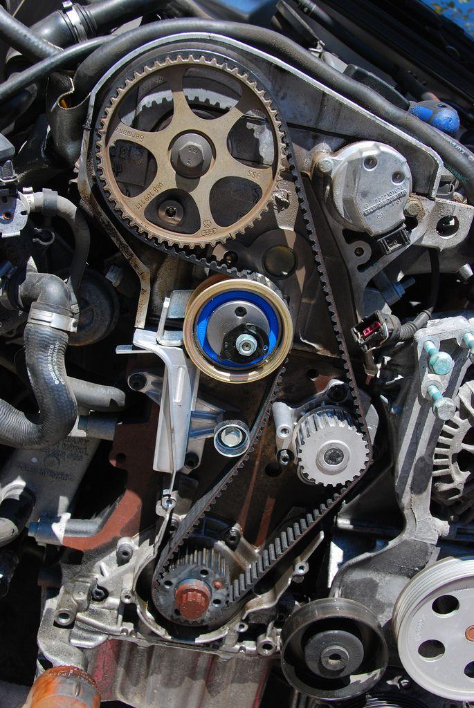 Tell If A Timing Belt Tensioner Is Bad Timing Belt Car Repair