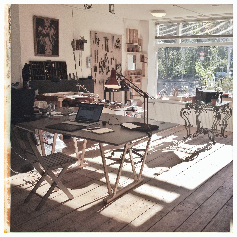 My Little Paradise.. #monocrafft #atelier