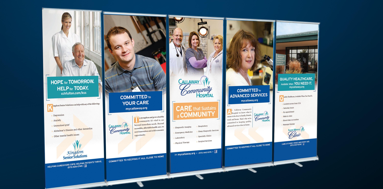 Hospital banner design by bold marketing www