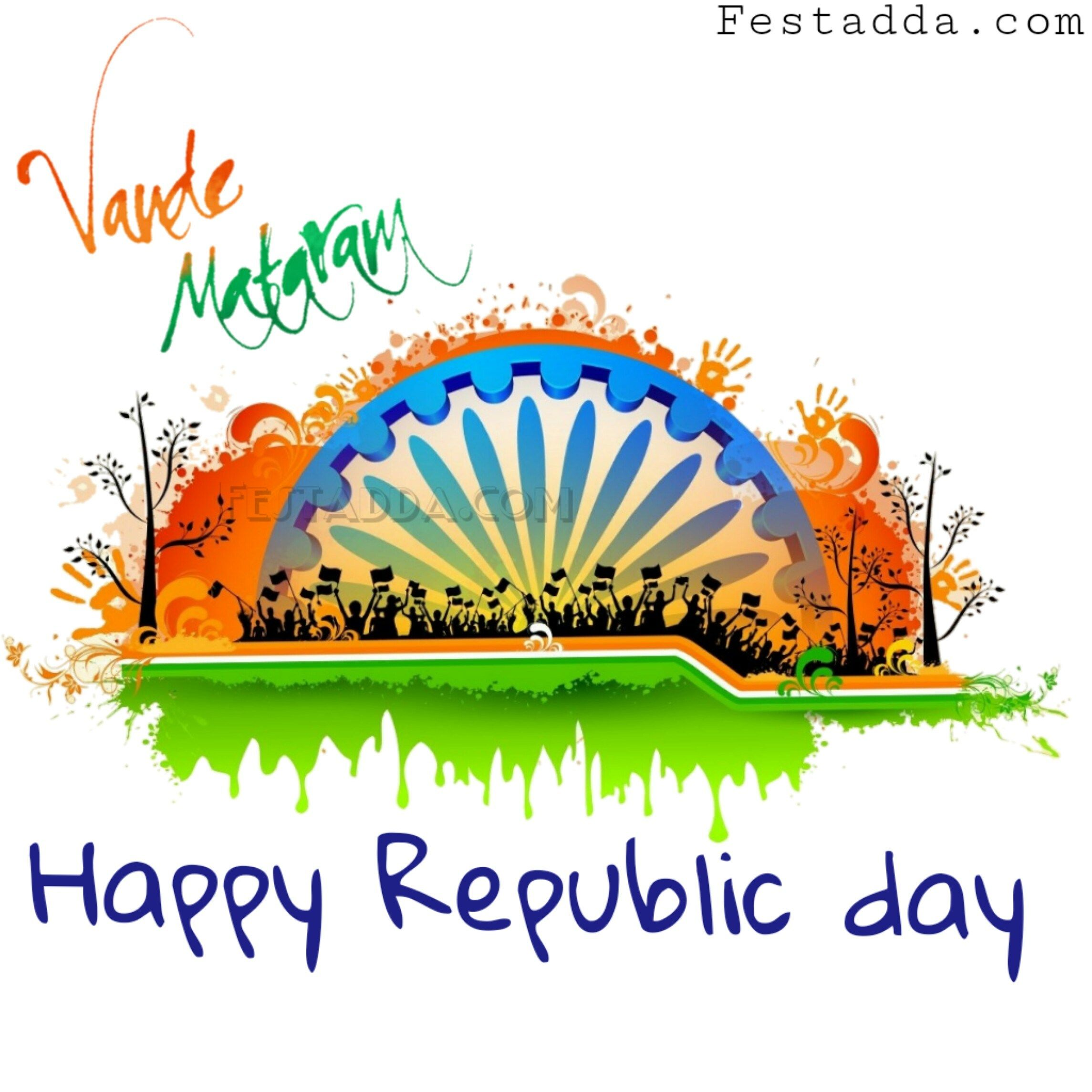 Happy Republic Day 2019 Quotes Gif Files Images Photos Wallpapers Messages Download 26th January Republic Day Indian Flag Wallpaper Independence Day Pictures