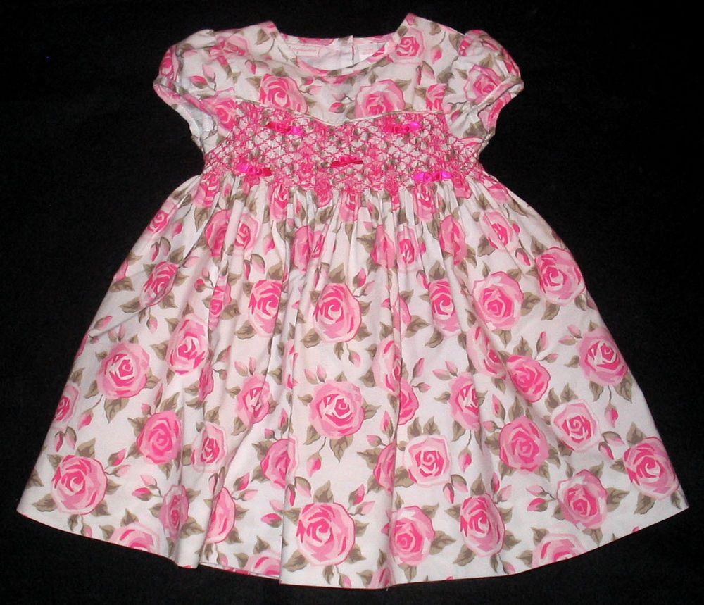 49c4cad8c Girls Smocked Dresses Size 12 - raveitsafe