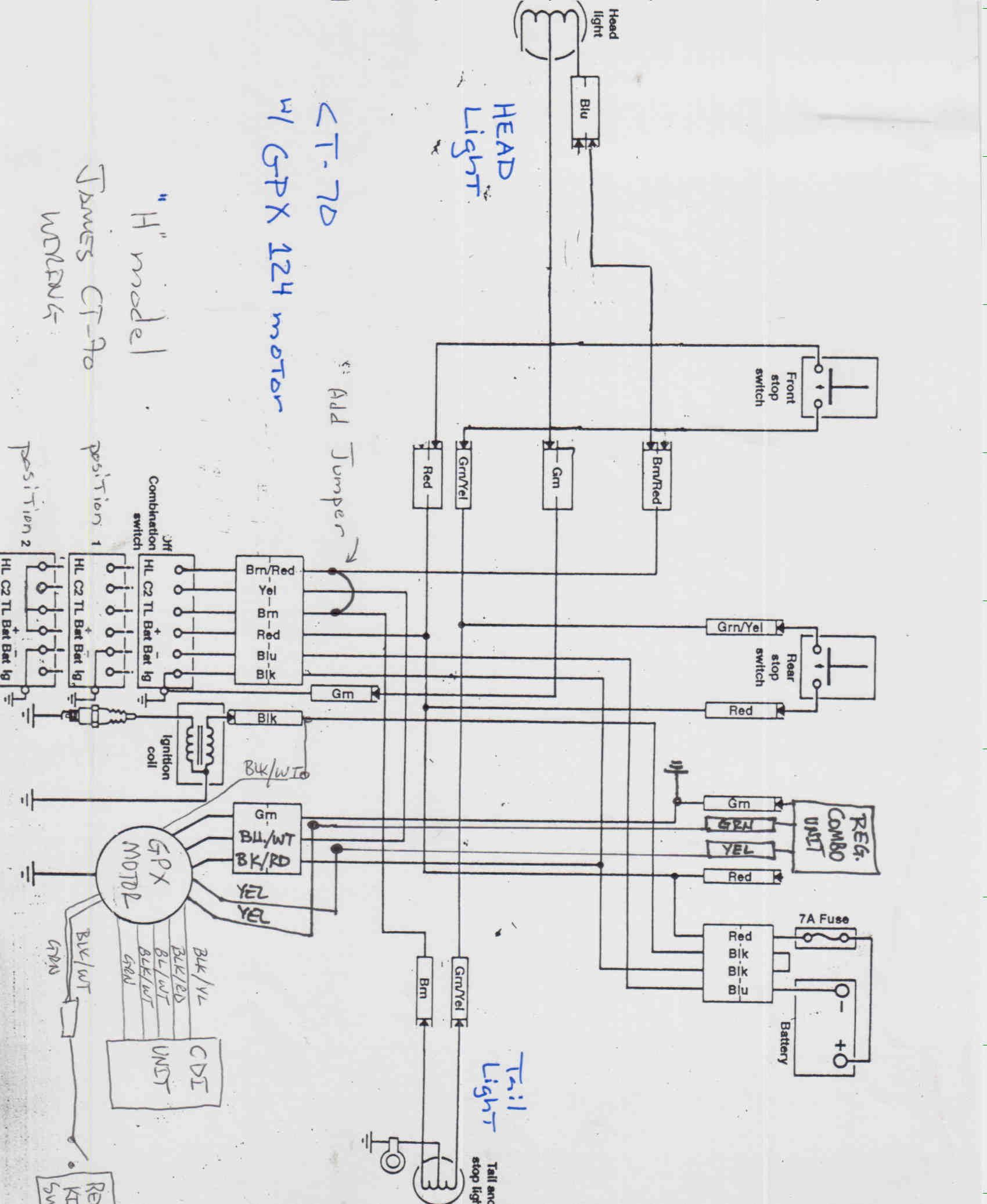 110 Schematic Wiring Diagram Basic Electrical Schematic