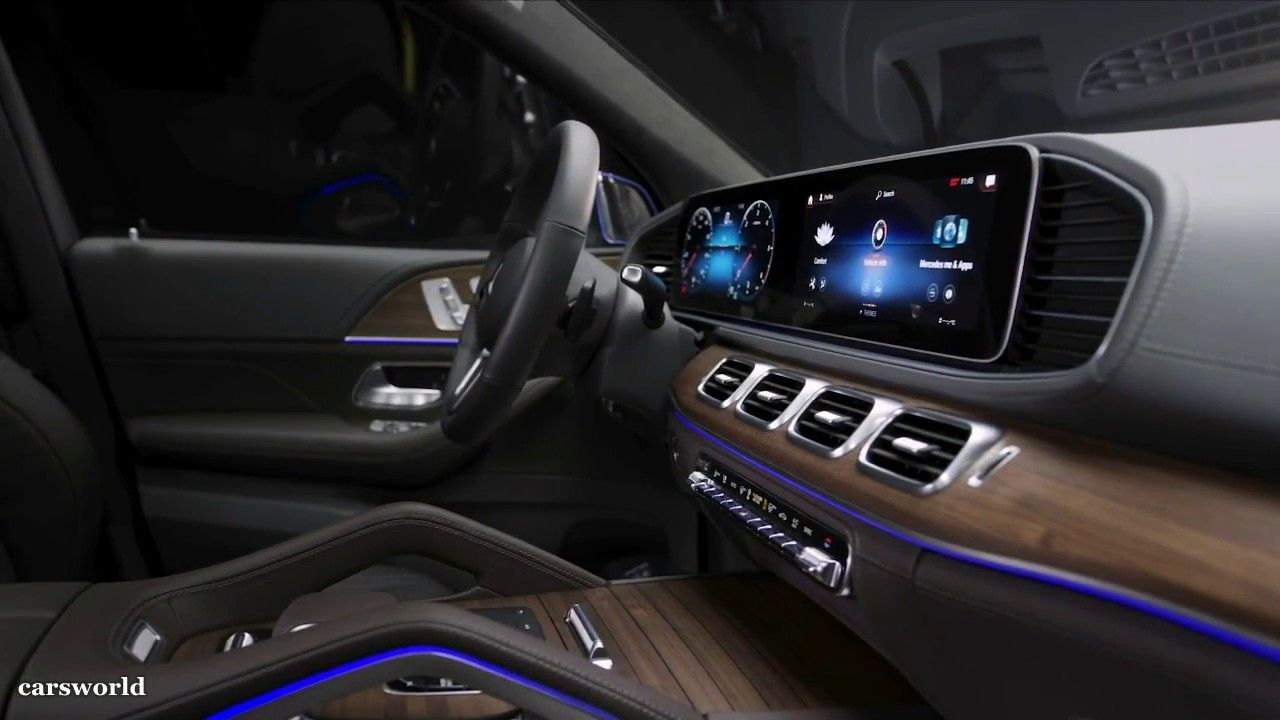 2019 Mercedes Gle Suv Interior Exterior And Drive Avec Images