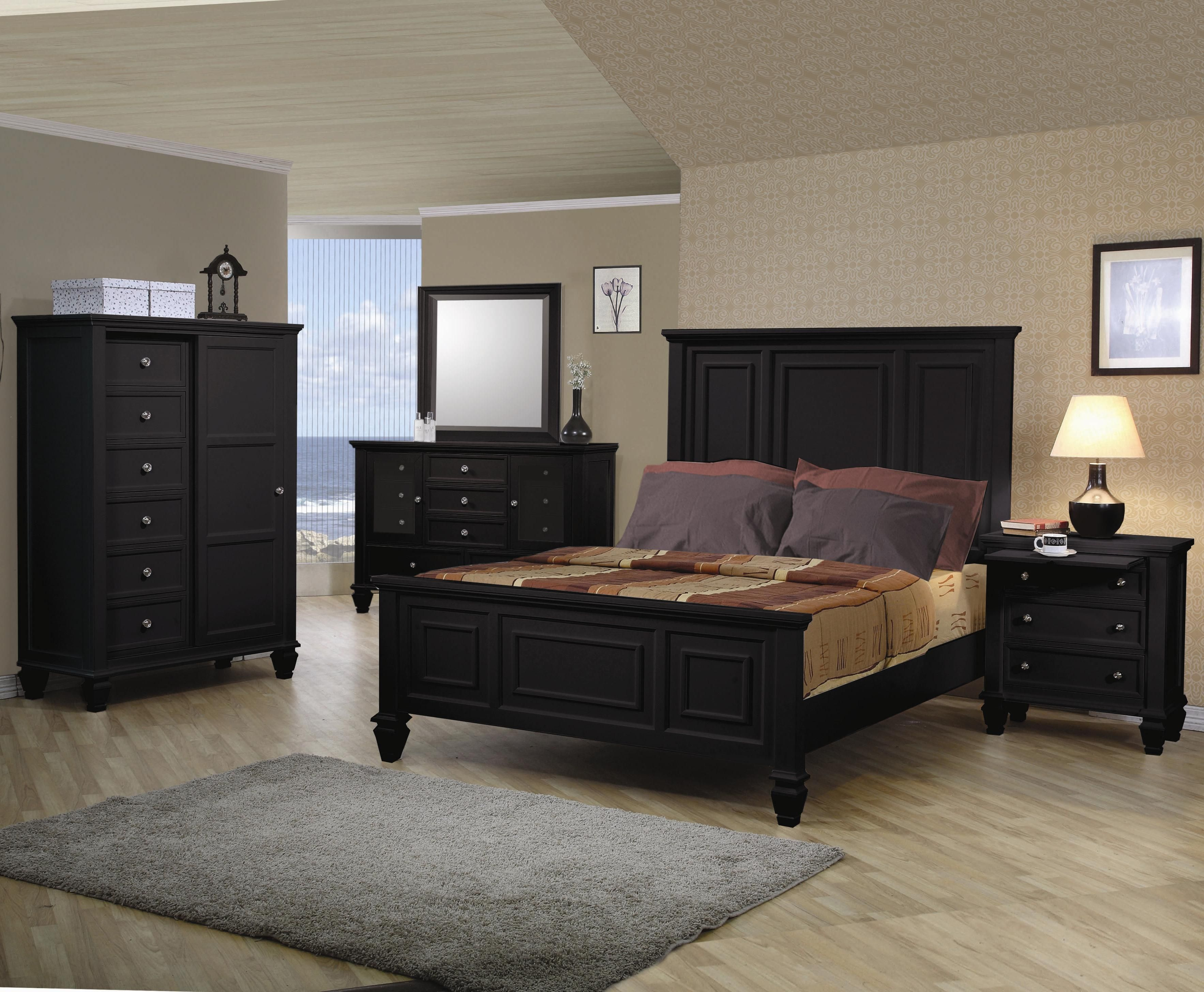 Sandy Beach Bedroom Collection Bed Available In Queen Or King Dresser