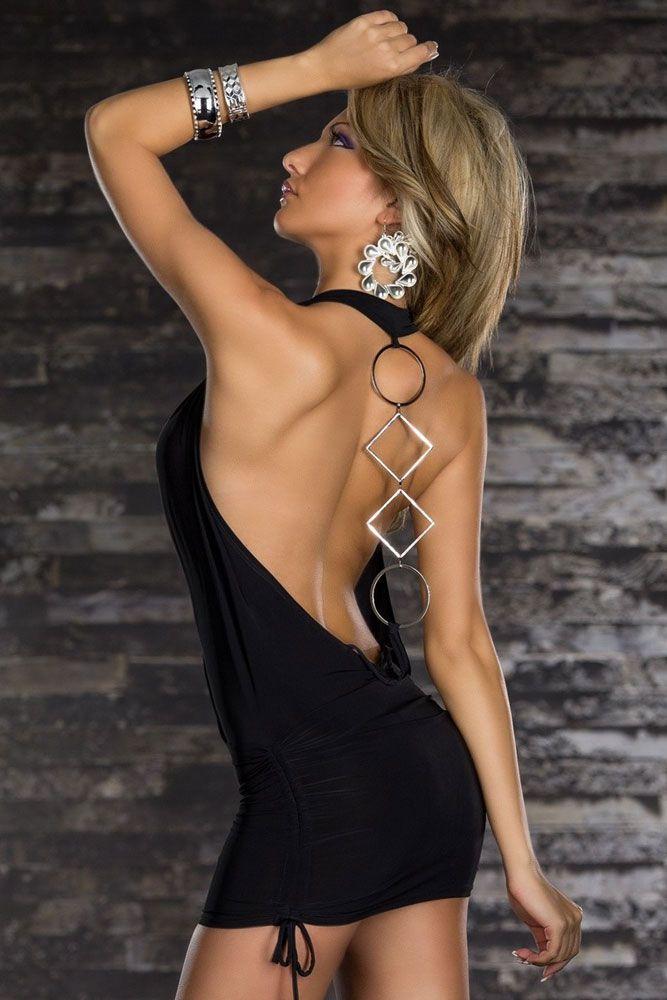 Pin on peekaboo mesh cut out dresses