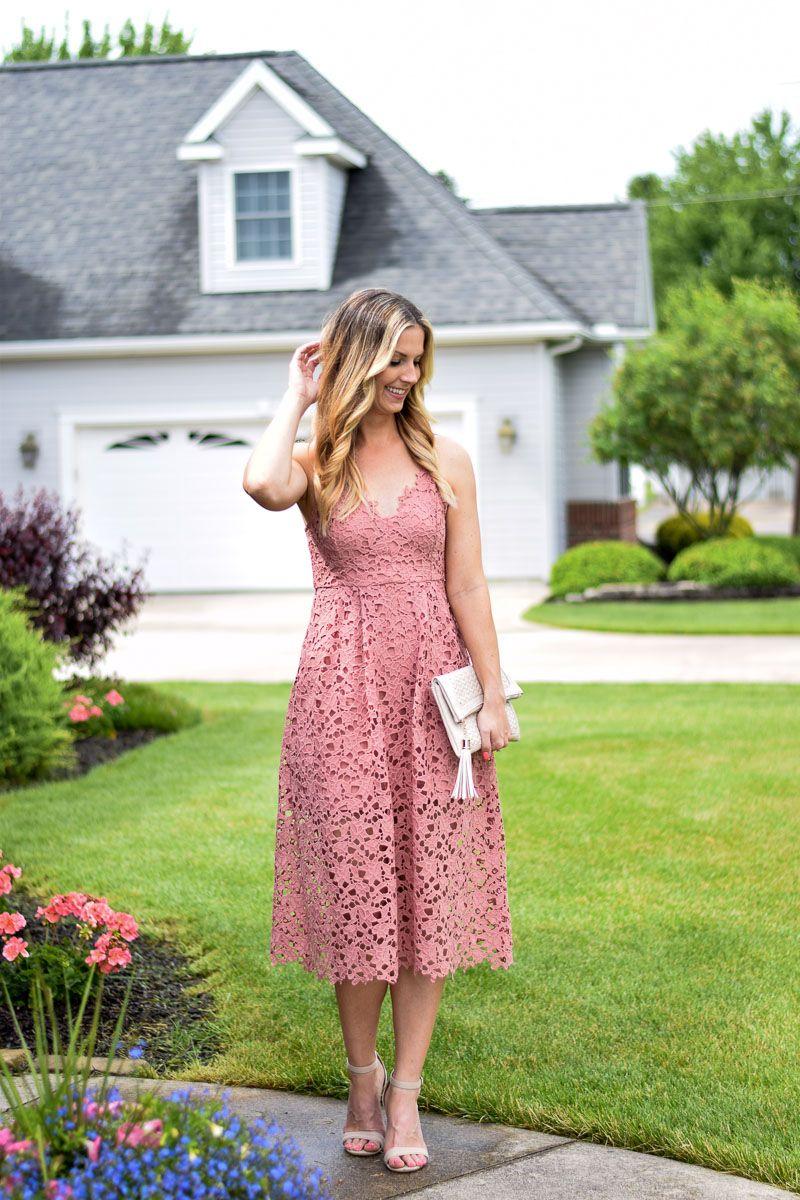 Backyard Wedding Guest Dress
