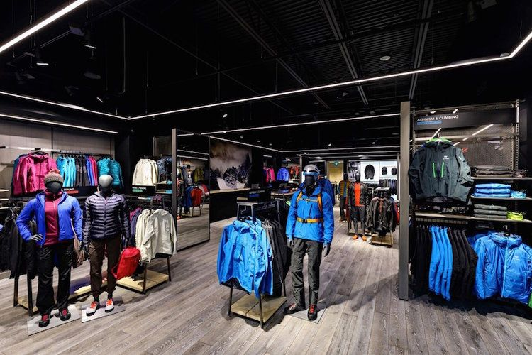 Image result for Arc'teryx opens a brand store in Calgary