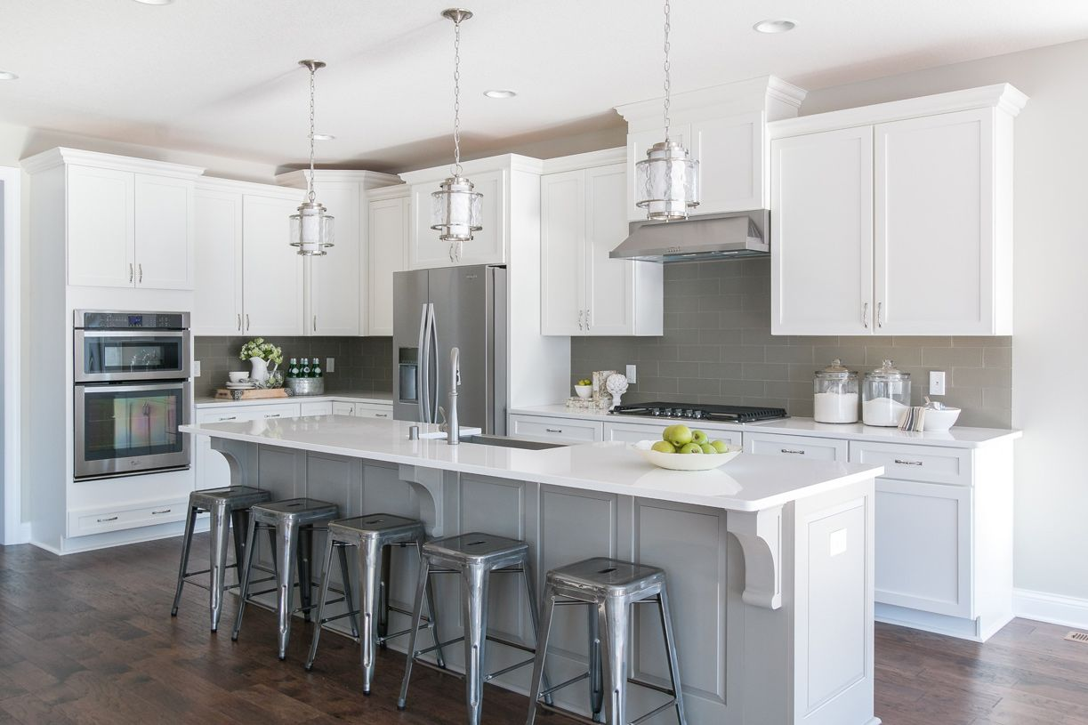 Toll Brothers, Inc. | Contemporary kitchen cabinets