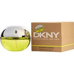 DKNY BE DELICIOUS por Donna Karan EAU DE PARFUM SPRAY 3.4 OZ  – Maquillaje