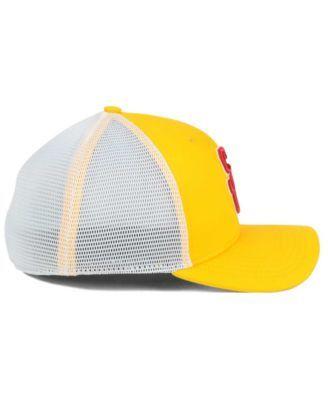 caa0470751e47 Nike Usc Trojans Aero Bill Mesh Swooshflex Cap - Gold L XL