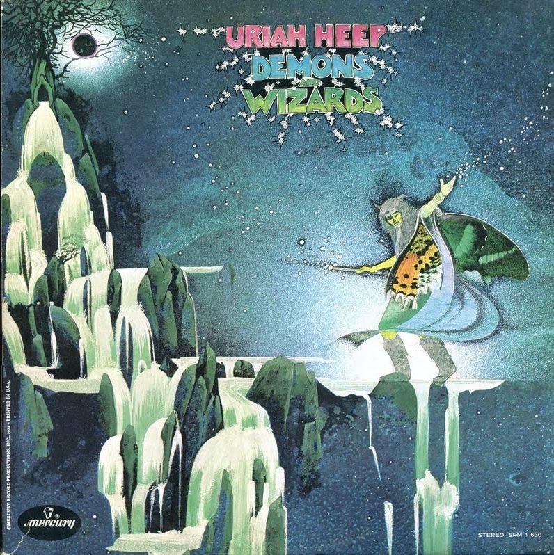 Album Cover Art By Roger Dean Album Cover Art Rock Album Covers Classic Rock Albums