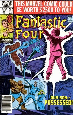 Fantastic Four Vol 1 222 Fantastic Four Comics Retro Comic Book Marvel Comic Books