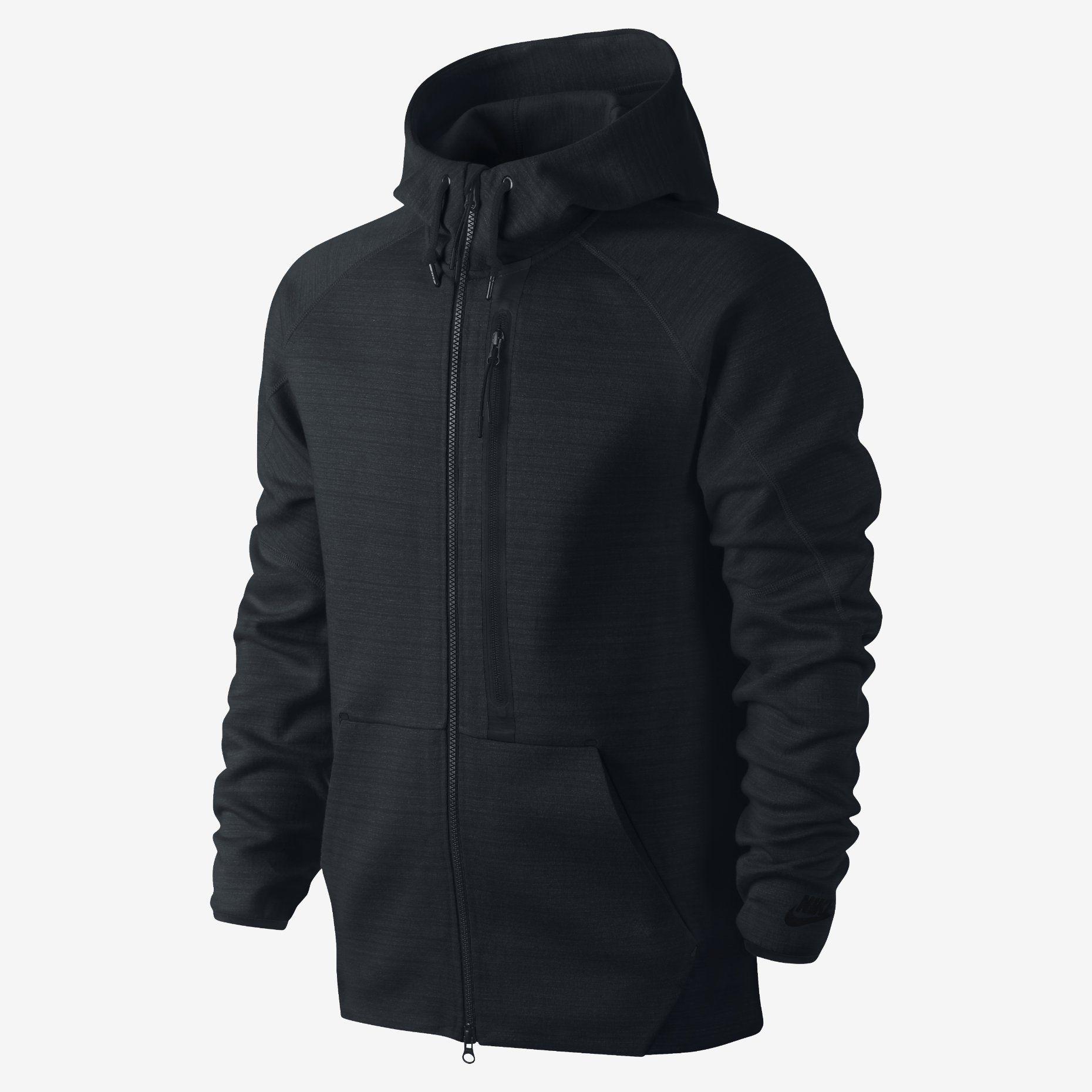 Nike Store. Nike Tech Super 1MM FullZip Men's Hoodie 150