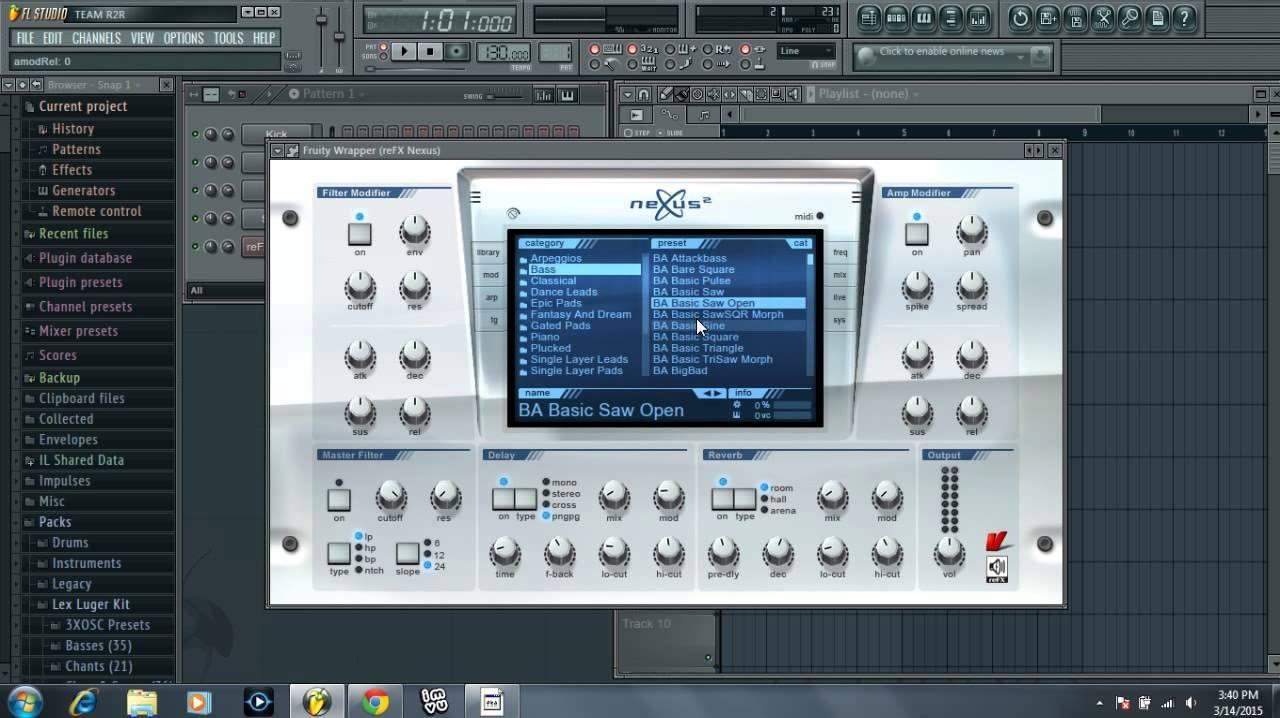 nexus plugin fl studio 12 | Download in 2019 | Studio, Free