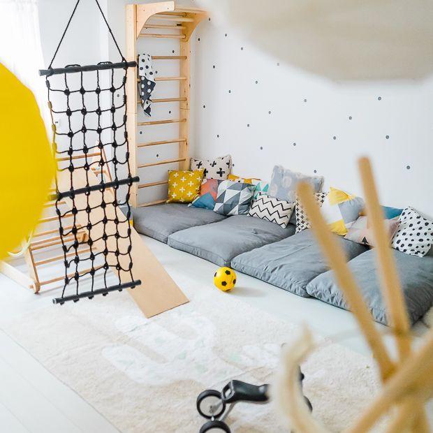 Anzeige// Unser Spielzimmer und 6 Dinge, die jeden Raum im Handumdrehen dazu machen plus Ikea Hack für Dots: ‹ fräulein flora FOTOGRAFIE #kidsbedroomsandthings