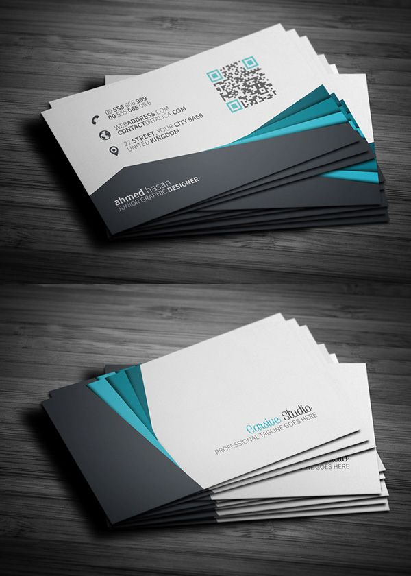 25 Free Business Cards Psd Templateockup Designs