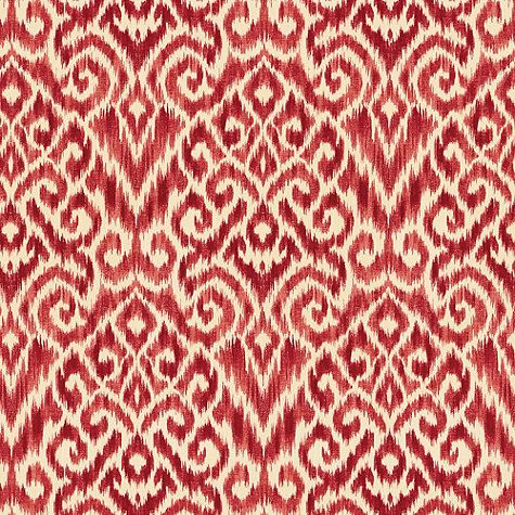 Kirby Red Fabric by the Yard fabric Pinterest