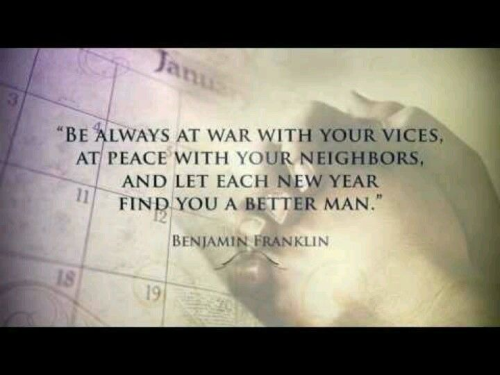 Ben Franklin quote AMEN!! | Dr. Franklin & Other Quotes (a.k.a. ...