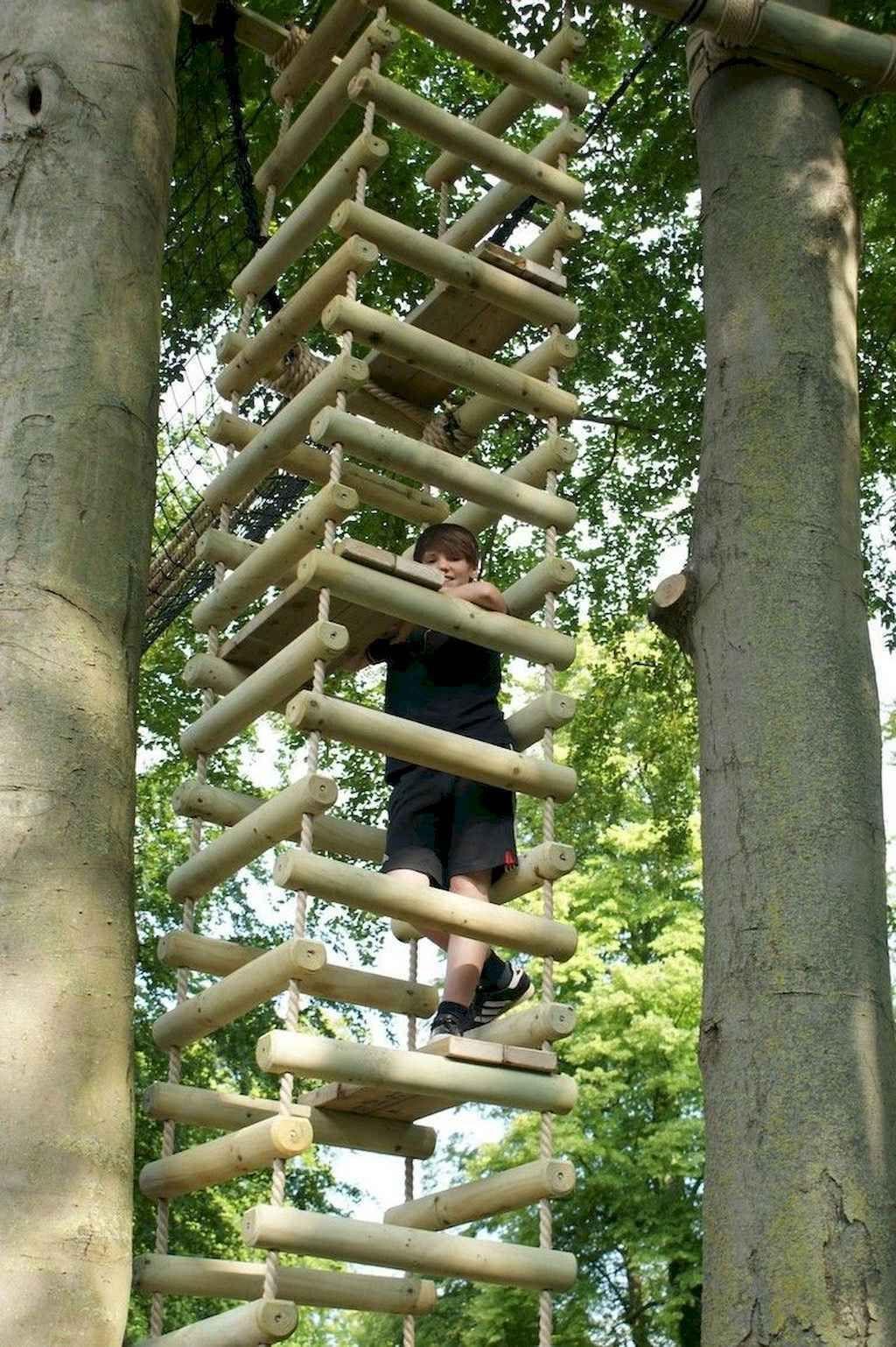 01 Exciting Small Backyard Playground Kids Design Ideas ...