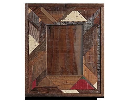 Frame No.21 -Patchwork-