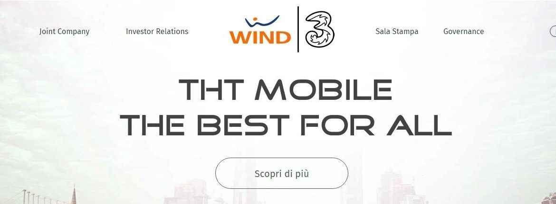 Wind-Tre crea THT Mobile: operatore virtuale che offre 5 Giga in 4G ...