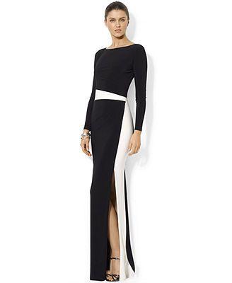 Ralph Lauren Long Dresses for Wedding