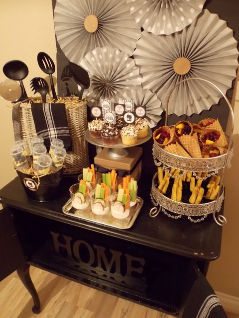 I Designed An Apartment Warming Party For My Son S First Apartment House Warming Housewarming Party Apartment Party