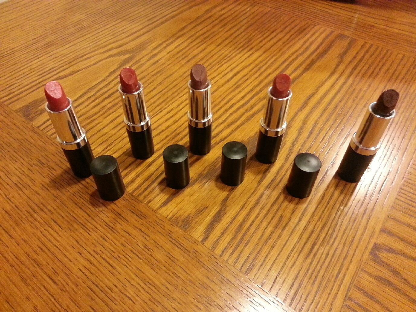 2012 Lipstick collection