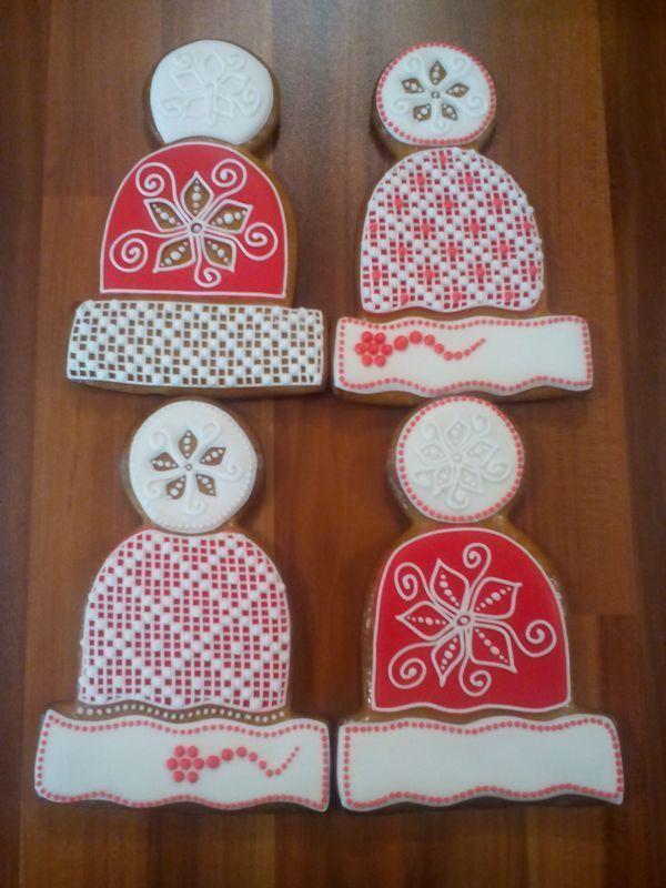 527c30bdf Čiapky   Vianočné dekorácie - Christmas decoration   Christmas ...