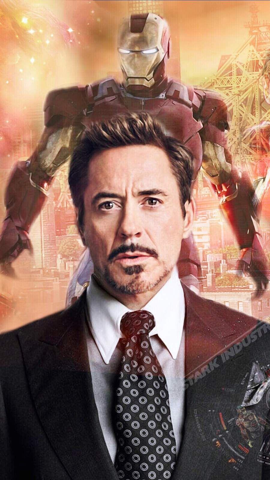 The Tony Stark Iron Man Iphone Wallpaper Tony Stark Iron Man Wallpaper Iron Man