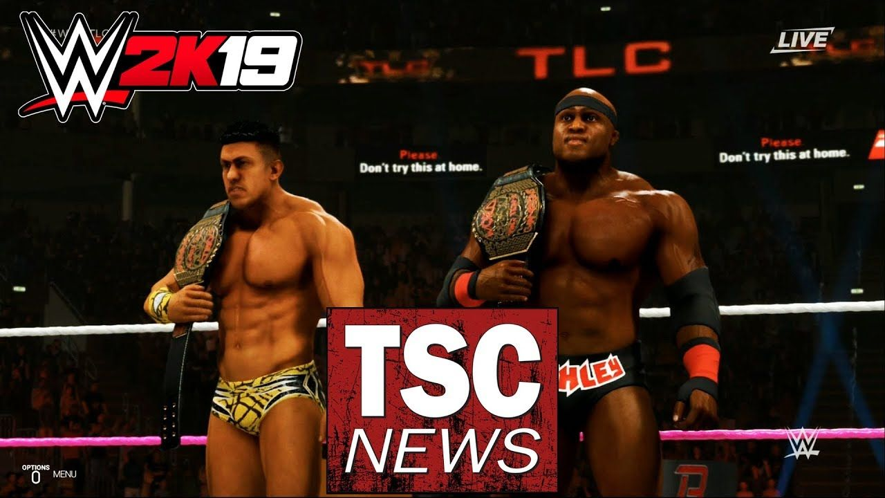 WWE2K19 Titans Pack DLC Review   TSC News   WWE 2K