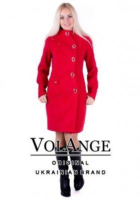 016b8c8a44e2d Демисезонное пальто VOL ange Волна | 1 | Coat, Jackets и Fashion