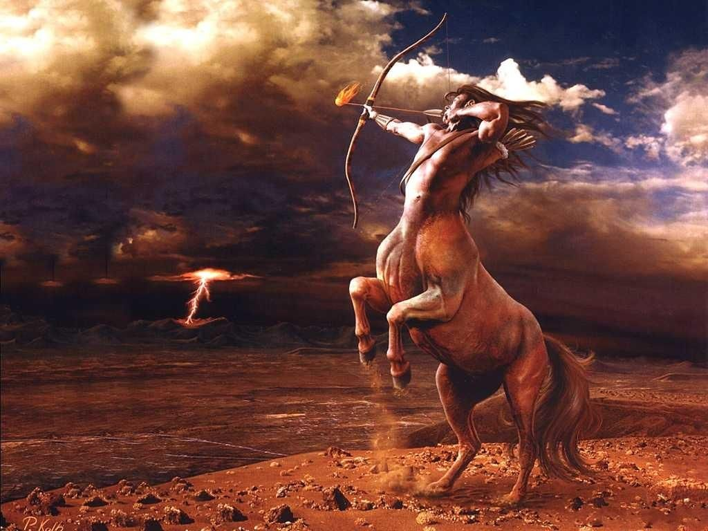 sagittarius horoscope mythology