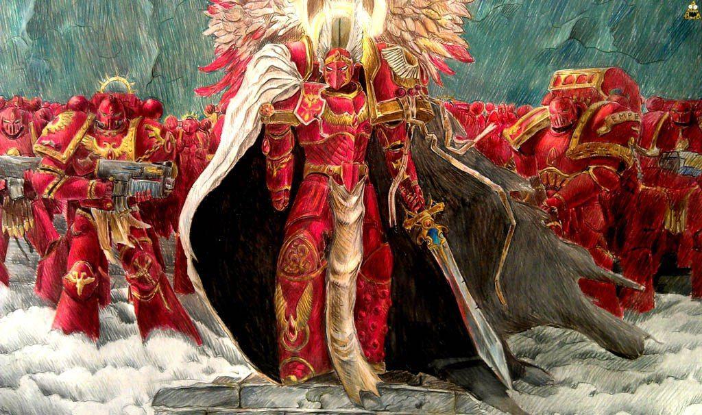 гвардия ангелов картинки размытие