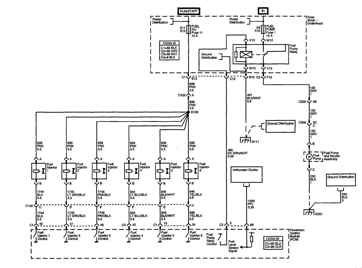 Awesome 2001 Buick Lesabre Radio Wiring Diagram Di 2020
