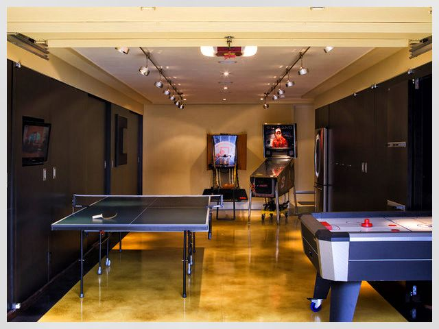 Man Cave Garage Ping Pong Google Search Awesome Bedrooms Recreational Room Game Room