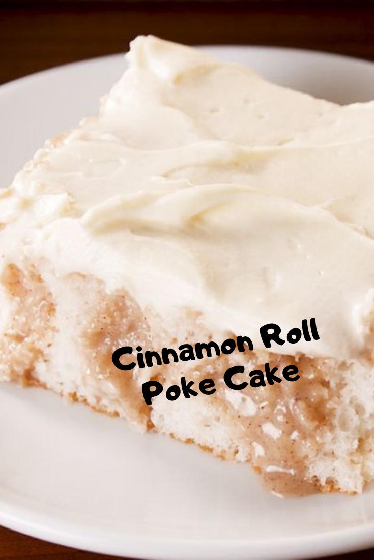 ★★★★★ 45 #cinnamonrollpokecake