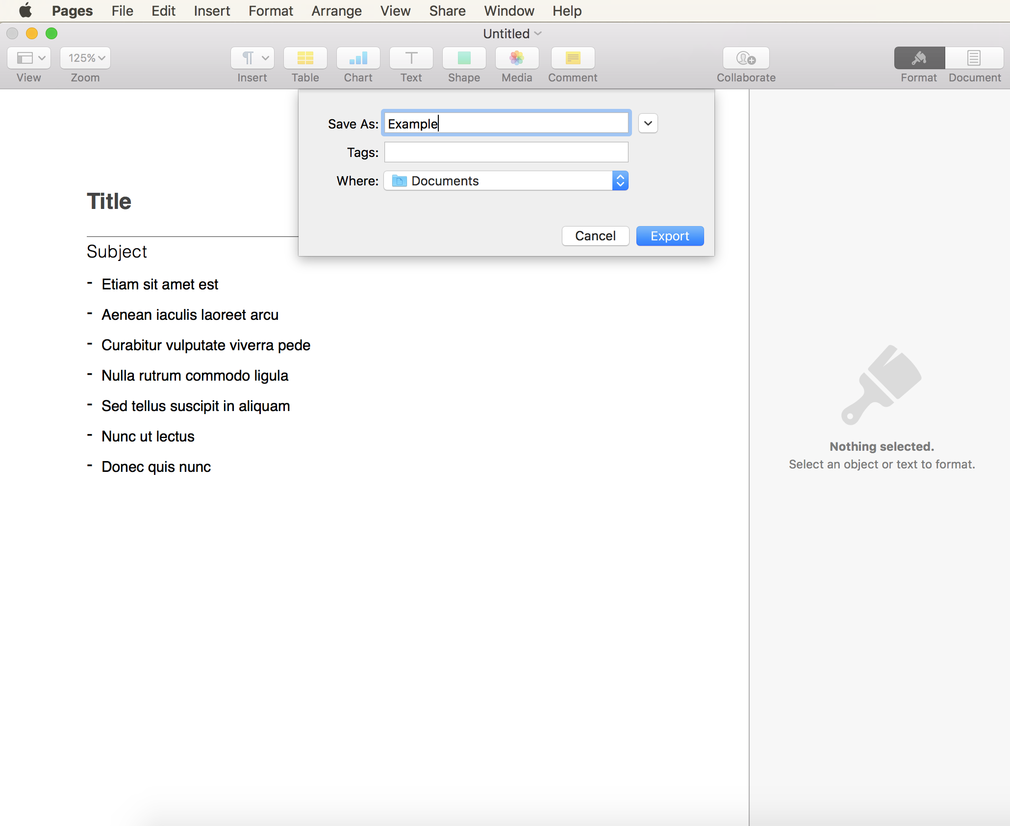 Learn How To Convert Pages To Word And Manage Your Documents On Mac With  Ease!