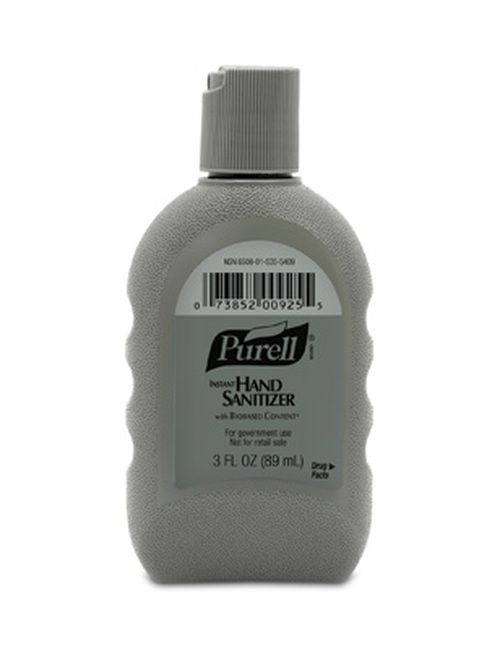 Purell Advanced Instant Hand Sanitizer Fst Military Bottle 24 Pack